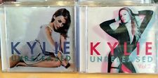 Kylie Minogue promo cards + FREE b-sides Collection vol. 1 & 2 CD's bsides +