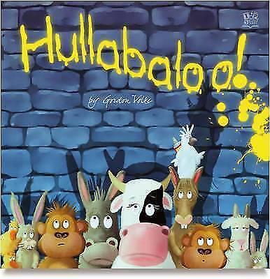 1 of 1 - Hullabaloo! (Picture Flats), Gordon Volke, New Book