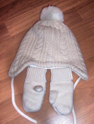 Handschuhe Gr 62//68 74//80 86//92 3 tlg H/&M Winterset Mütze