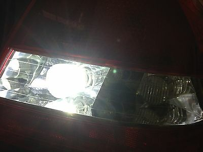 BAS1156 SMD projector white LED bulb/globe Holden Commodore VZ,VY reverse lights