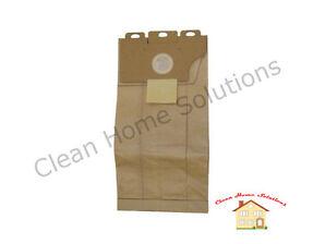 ORECK PK10PRO12DW Paper Vacuum Bag Disposable Pk 10