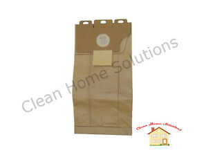 ORECK PK10PRO12DW Paper Vacuum Bag Disposable Pk 10