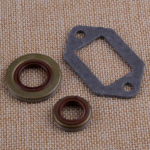 Dichtring Kurbelgehäuse-Zylinderschalldämpfer für Stihl 034 036 MS360 Kettensäge