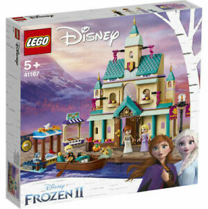 LEGO-Disney-Frozen-2-Arendelle-Castle-Village-41167