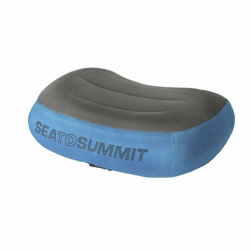 Sea to Summit Aeros Premium Infaltable Pillow bluee