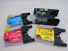 LC79 Black CMY Ink Cartridge for Brother MFC-J6910DW J6710DW J6510DW J5910DW-4PK