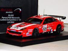 2004 Le Maranello69 550 Sale Mans 1 Redline 43 Model Ferrari For IDW29EHY