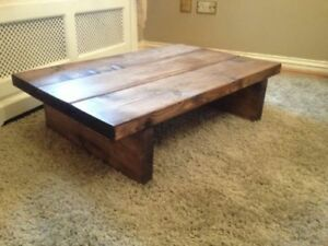Walnut Coffee Table.Details About Solid Wood Handmade Walnut Coffee Table 100 X 60 X 35