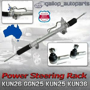 Power-Steering-Rack-With-Tie-Rod-Ends-for-Toyota-Hilux-KUN25-KUN26-36-GGN25-4WD