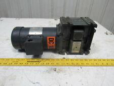 Torqube Type Qc 401 Ratio 43075rpm 12hp 180v Dc Gear Motor Speed Reducer