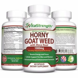 Does horney goat weed work on woman
