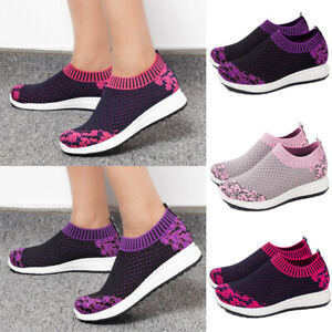 Womens-Sneakers-Lightweight-Walking-Tennis-Athletic-Running-Mesh-Casual-Shoes