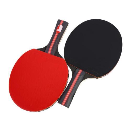 Raquette de Tennis Table Professionnelle Raquette de Tennis Ping Pong extérieur