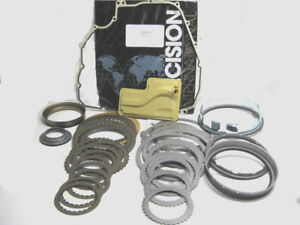 Image is loading 6T70-6T75-SUPER-OVERHAUL-TRANSMISSION-REBUILD-KIT-W-