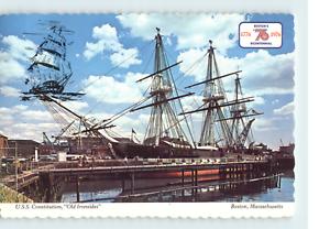 Frigate-USS-Constitution-OLD-IRONSIDES-Boston-Massachusetts-USA-Navy-Flag-Ship