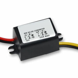 Waterproof-DC-DC-Converter-12V-Step-Down-to-6V-Car-Power-Supply-Module-JYV