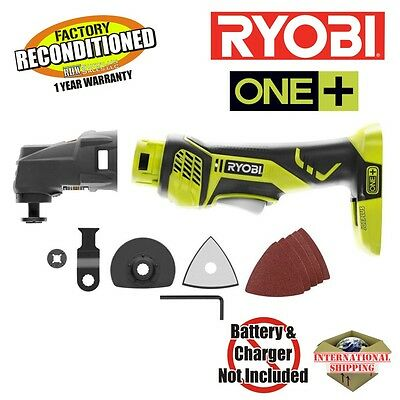 Ryobi P340 18-Volt One+ Cordless JobPlus Base with Multi-tool Attachment ZRP340