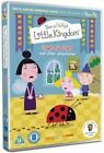 Ben and Holly's Little Kingdom Vol 2 Gaston's Visit DVD UK Animated Series Reg