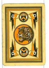 "Single Old Wide Playing Card Vintage ""Princeton University"" PR-1-2 A"