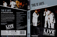 The O'Jays 50th Anniversary Concert. New DVD