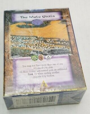 Senpet Starter Deck Shadow Tyrant L5R LBS TCG Legend Of the Burning Sands Sealed