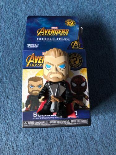 Infinito Los Vengadores guerra Funko Misterio Mini Thor