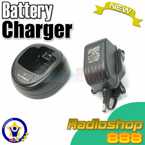New Battery Charger for QUANSHENG TG-5A RC22
