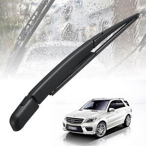 Black-Rear-Wiper-Arm-amp-Blade-for-Mercedes-Benz-W166-W164-ML350-ML500-1648200744