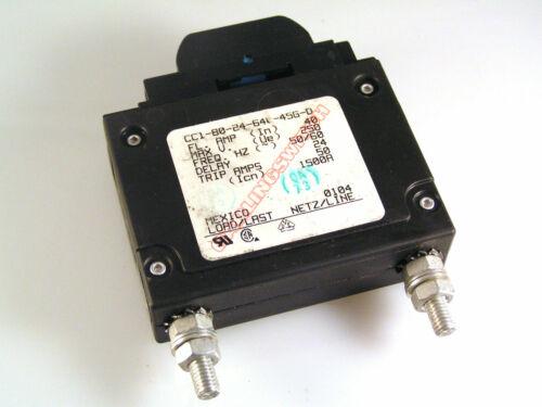Carlingswitch interruptor de circuito CC1-B0-24-640-45G-D 40A OM0626