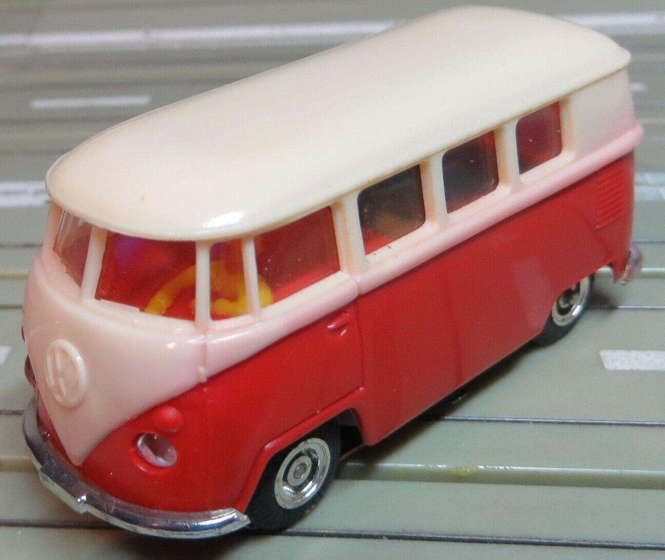 Faller AMS --  VW Bulli mit Zinkgetriebe und Selenschleifer