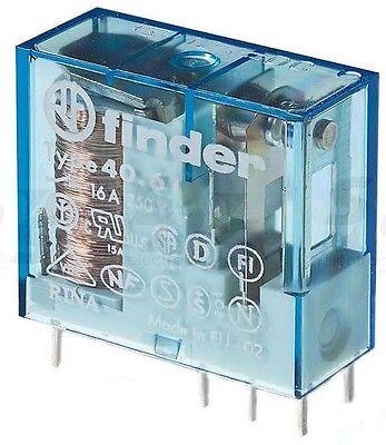 Steck Relais 12V DC 1xUM 16A 40.61.7.012.0000 Finder Print