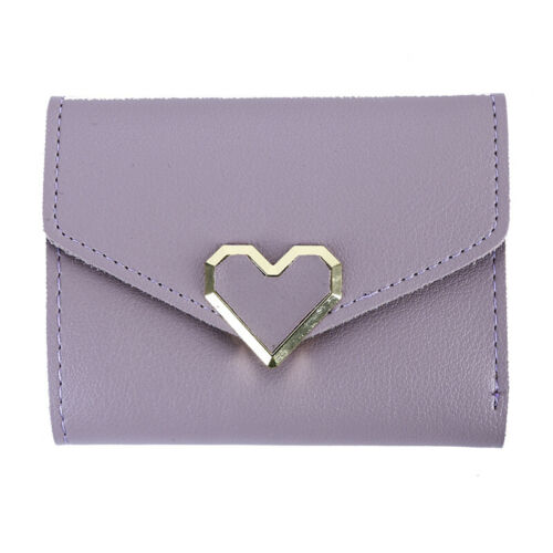 Wallet Cute Fashion PU Leather Short Zipper Purse For Ladies Girls Women shan