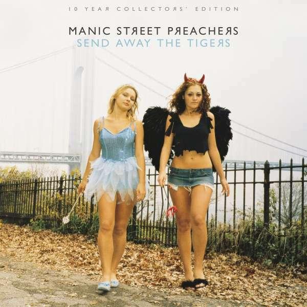 Predicadores Manic de la Calles - Send Away The Tigers: 10 Año Collectors