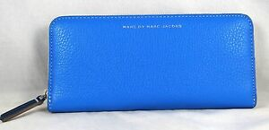 Marc-By-Marc-Jacobs-Sophisticato-Slim-ZIP-Around-Blueglow-Multi-Leather-Wallet
