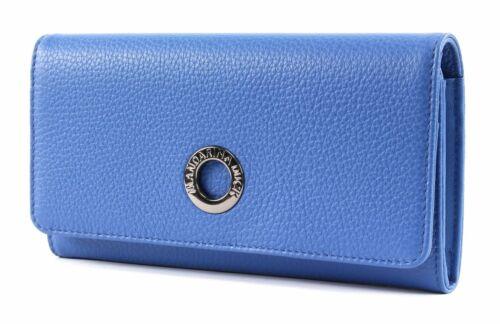 Mellow Blue Mandarina Porte Blue Leather Duck L monnaie Colony Nuovo Porte monnaie PuwkXZTiO