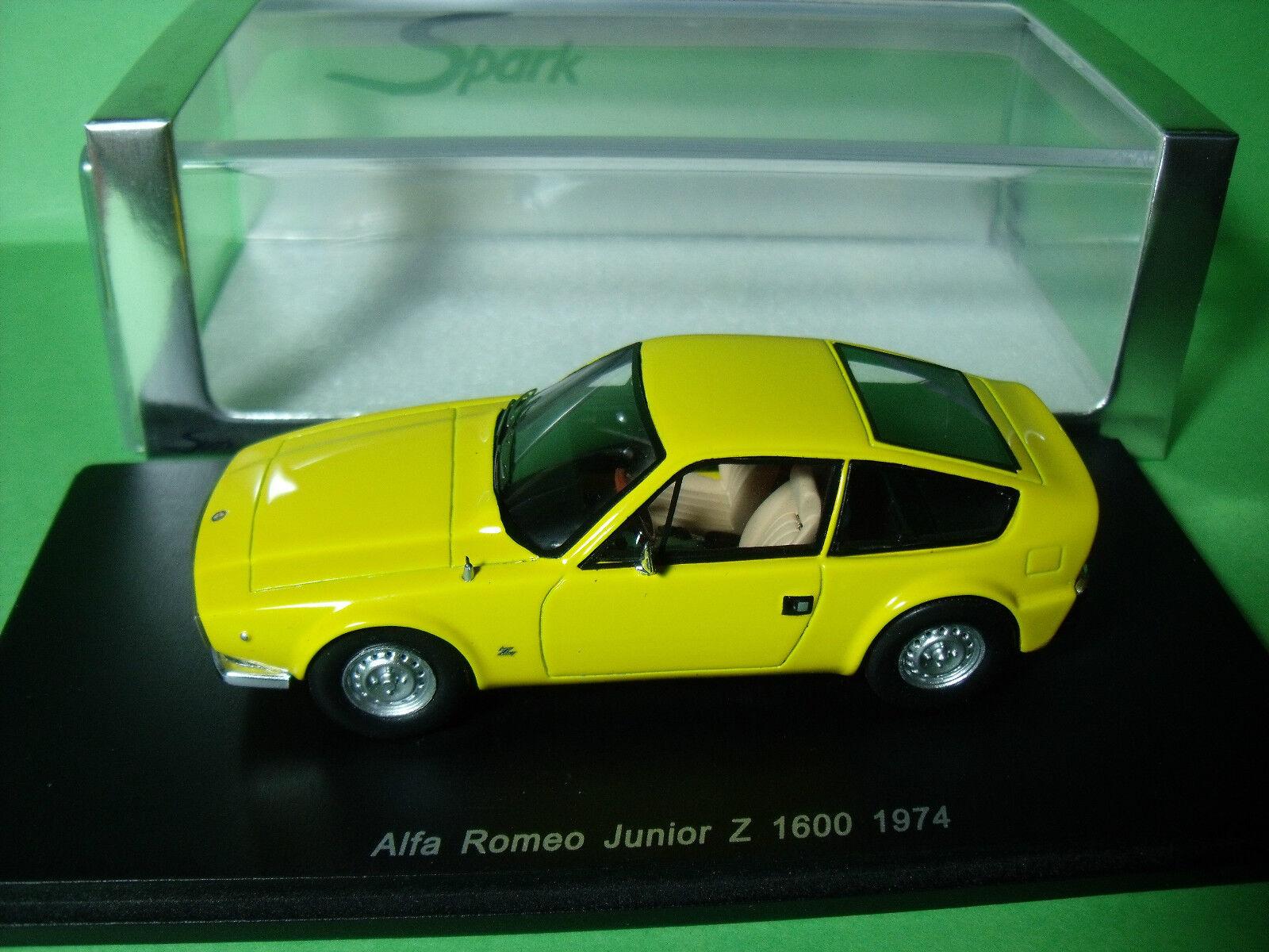 Alfa romeo junior zagato 1600 funke 1   43 epuisee selten