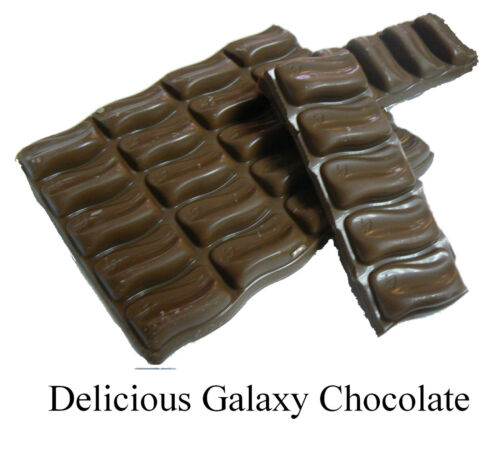 Personnalisé 114g Galaxy chocolat au lait 21 bar 30 40e 50e Anniversaire Cadeau N8