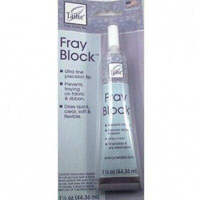 June Tailor Fray Block 1-1/2 oz. JT-377 Prevents Fraying