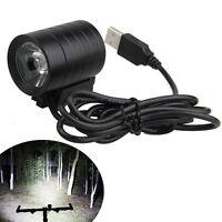 Chic Hot 1200LM XM-L L2 T6 USB LED Headlamp Headlight Bicycle Bike Light 4 Mode