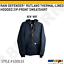 Carhartt-Men-039-s-Rain-Defender-Rutland-Thermal-Lined-Hooded-Zip-Front-Sweatshirt thumbnail 7