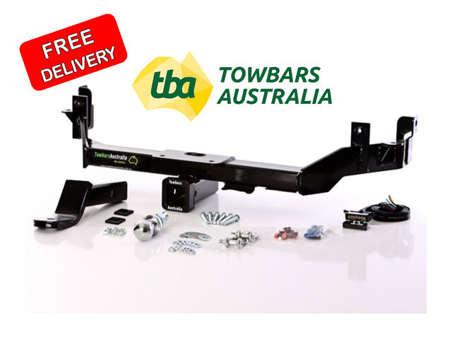 SUBARU FORESTER 04/2008 TO 11/2012 H/DUTY TOWBAR INCLUDING WIRING KIT