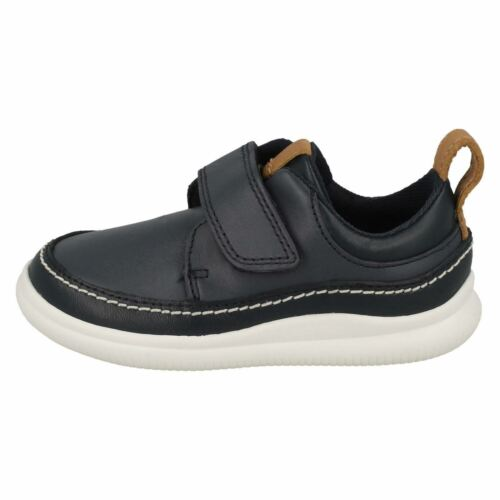 Clarks Navy Casual Ember' Boys 'cloud Shoes AwAxOFY