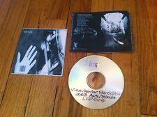 VIRUS Specialized Human Robot/Kevlar Skin The Human Roam Death Metal Promo CD