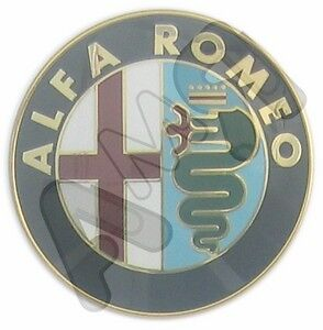 5 COLORI FREGIO ANTERIORE 75 mm ALFA ROMEO 146 DAL 1994 AL 2000 D