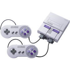 Super NES Classic Edition - FACTORY REFURBISHED BY NINTENDO