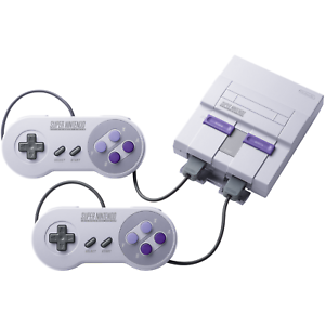 Super NES Classic Edition - FACTORY REFURBISHED BY NINTENDO 45496881931
