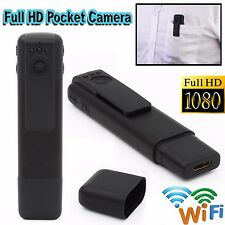 SPY DVR Hidden IP Camera Pen IR Lamp HDMI Video Recorders Cam Mini 1080P WIFI HD
