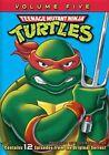 Teenage Mutant Ninja Turtles Vol 5 - DVD Region 1
