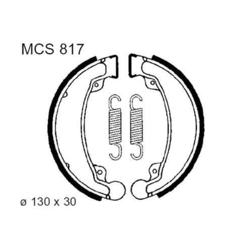 Federn f TRW Lucas Bremsbacken Daelim VC 125 uvm MCS817 3322937101474