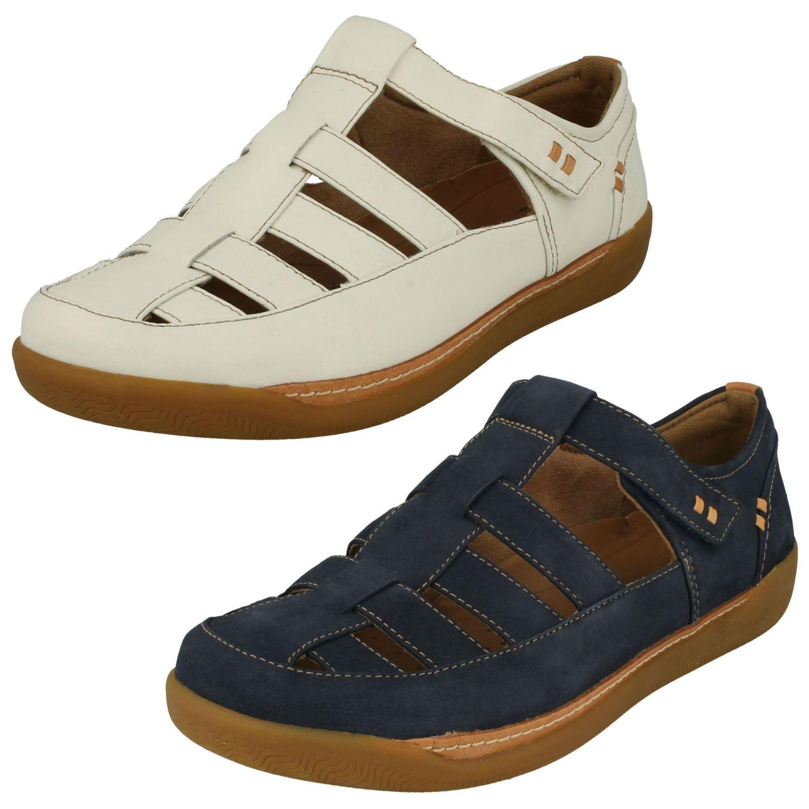 Ladies Clarks Stylish Unstructured shoes Un Haven Cove